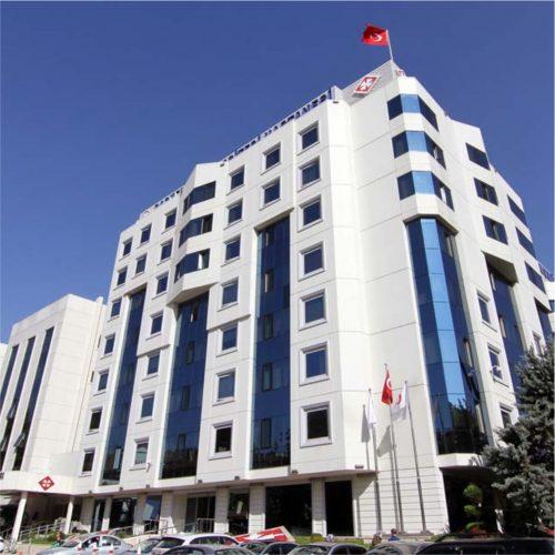 مستشفى جامعة باشكنت