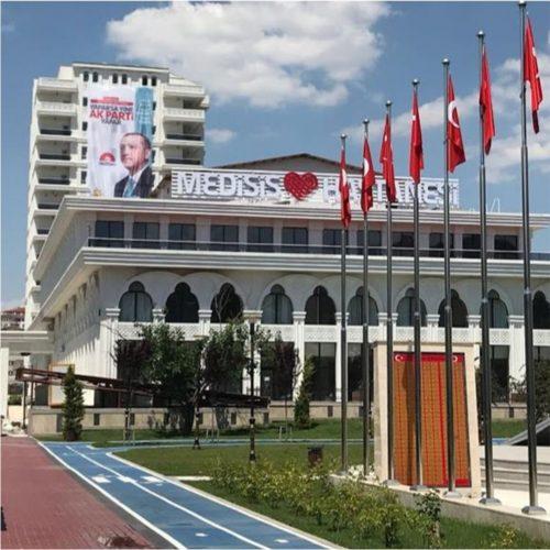 مستشفى مديسيس أنقرة