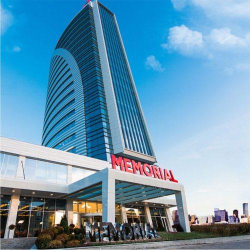 مستشفى ميموريال أنقرة